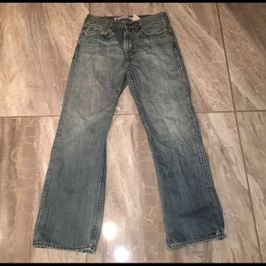 GAP MENS 31 X 32 JEANS Distressed